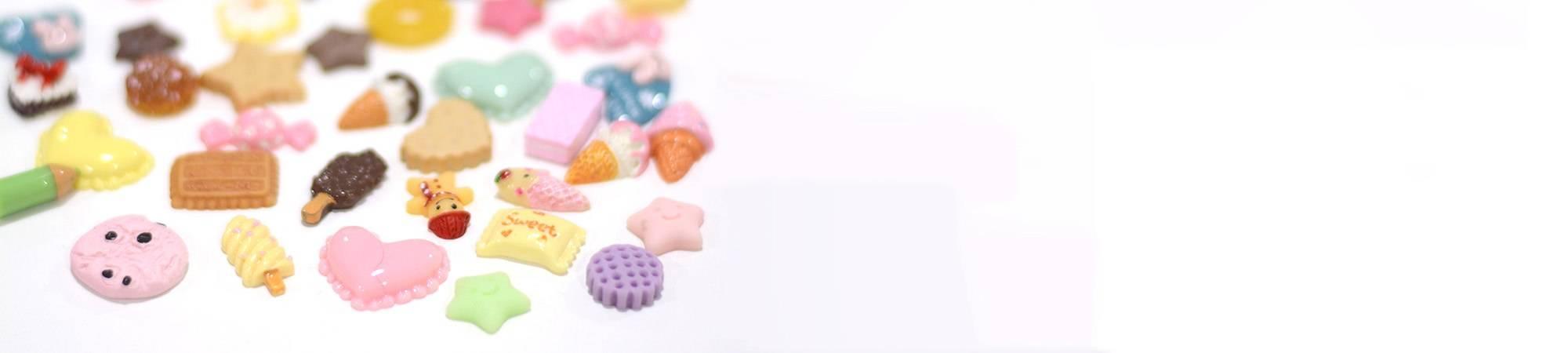 Cabochons miniatures