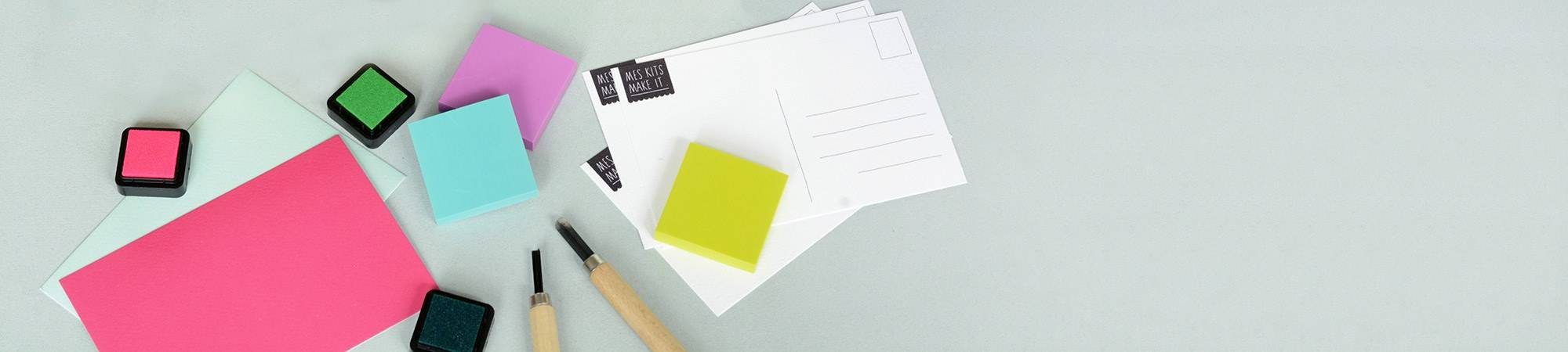 Stamps and Ink-Pads