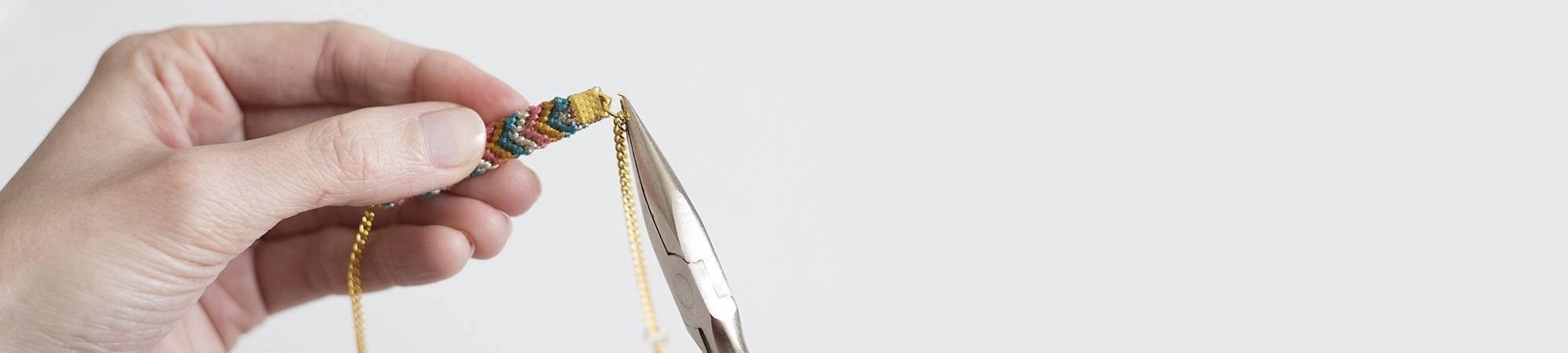 Pinces pour bijoux