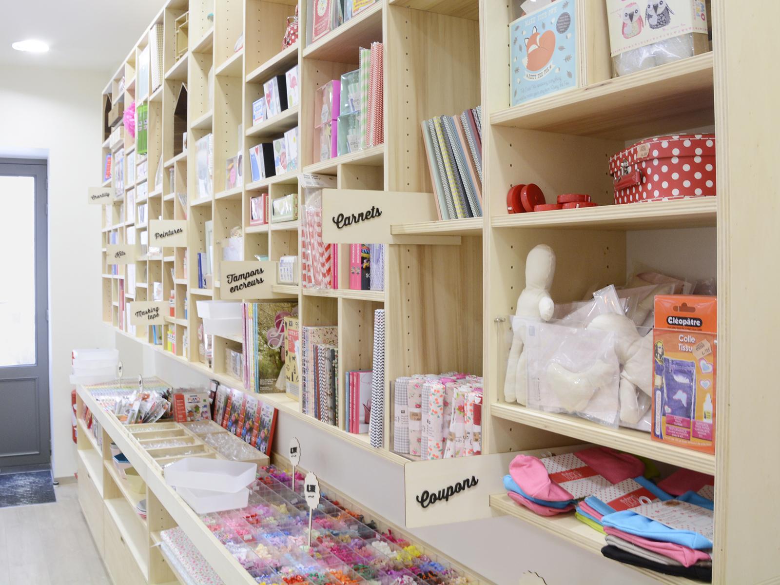 Meuble Pour Loisirs Créatifs notre magasin de loisirs créatifs à paris - découvrez la