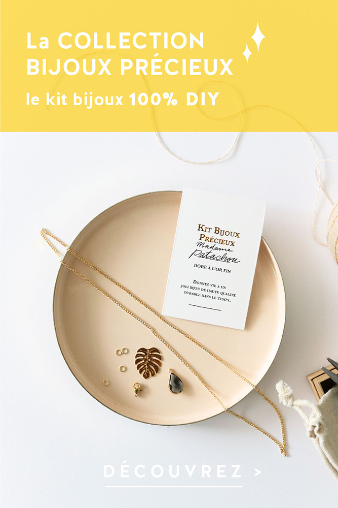 Kit Bijoux Précieux Or Fin La Petite Epicerie