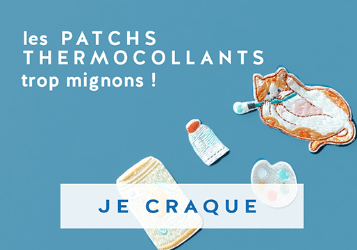 Patchs Thermocollants