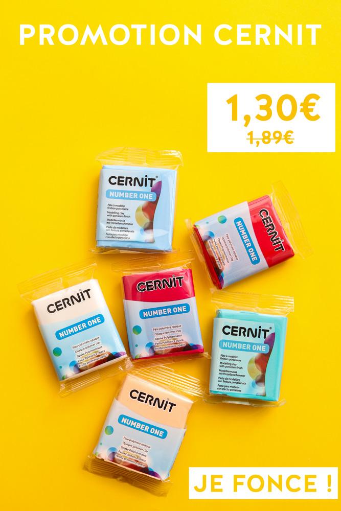 Promotion Cernit