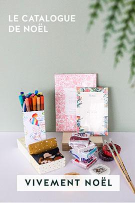 cadeaux de noël DIY loisirs créatifs