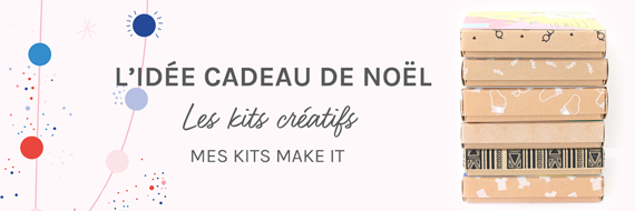 kits créatifs complets à petits prix