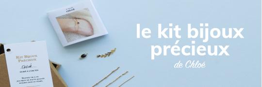 kit bijoux chloé