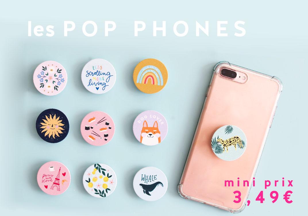 Les pop phones