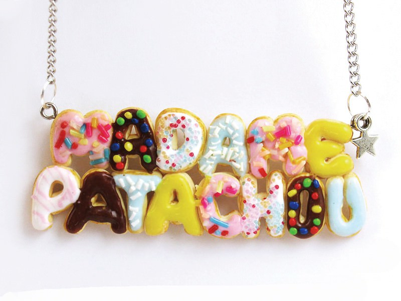 Le collier donuts