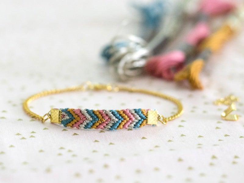acheter populaire Nouvelle le rapport qualité prix Le bracelet brésilien revisité
